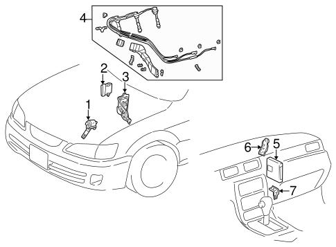 P 0900c152801b2bf5 likewise Chevy Impala Radio Wiring Diagram likewise 1994 4runner Spark Plug Wiring Diagram besides 1999 Toyota Avalon Spark Plug Wire Diagram further 2000 Ta a 3 4 Spark Plug Wire Diagram. on 2000 toyota camry ignition coil