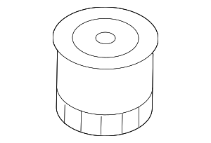Oil Filter - Hyundai (26300-35505)