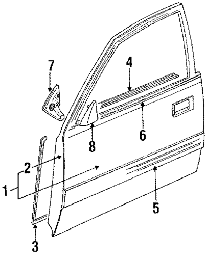Mirror Assembly Bracket