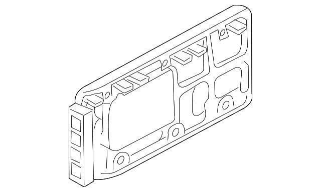 Genuine Gm Ignition Module 19245558