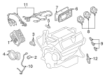 Camshaft Position Sensor - GM (10456148)
