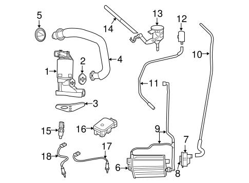 EGR System for 2009 Chrysler Aspen | TascaParts.comTasca Parts