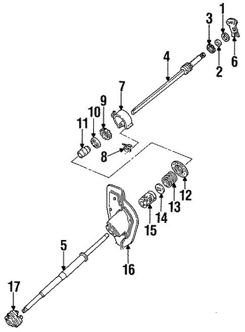 93 Ford Thunderbird Wiring Diagram