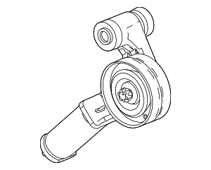 Belt Tensioner - GM (25195388)