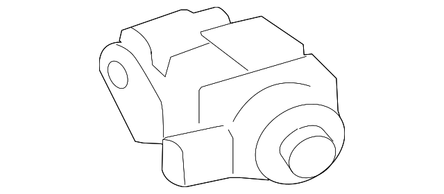 Genuine Mitsubishi Egr Valve 1582a645