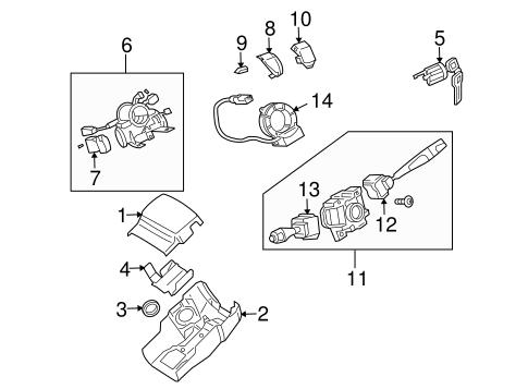Ignition Lock For 2005 Mitsubishi Lancer Evolution Rs Auto Parts. Electricalignition Lock For 2005 Mitsubishi Lancer Oem Parts 1. Mitsubishi. 2005 Mitsubishi Lancer Evolution Parts Diagram At Scoala.co
