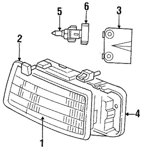 1995 Dodge Spirit Engine Diagram
