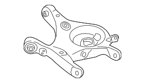 Upper Control Arm - Ford (LC5Z-3084-C)