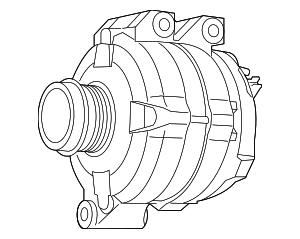 Alternator - Volkswagen (7B0-998-015-C)