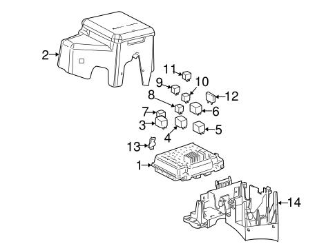 fuel system components for 2004 gmc yukon xl 1500 denali. Black Bedroom Furniture Sets. Home Design Ideas