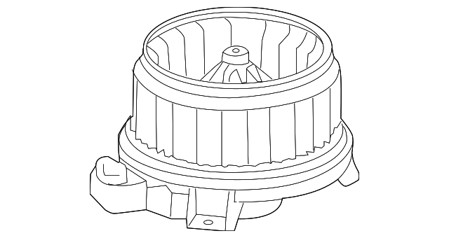 genuine lexus blower motor 87103 0e040 ebay