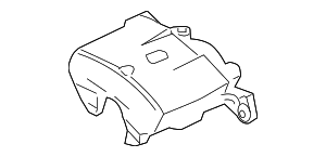 Disc Brake Caliper - GM (13532710)