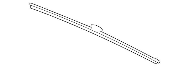 BMW 61-62-7-294-429 Wiper Blade