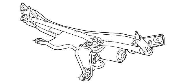 wiper transmission