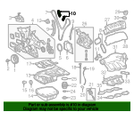 Chain Guide - Toyota (13562-0P010)