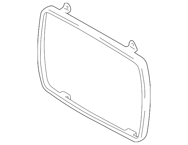 TOYOTA 81111-2B360 Sealed Beam Retaining Ring