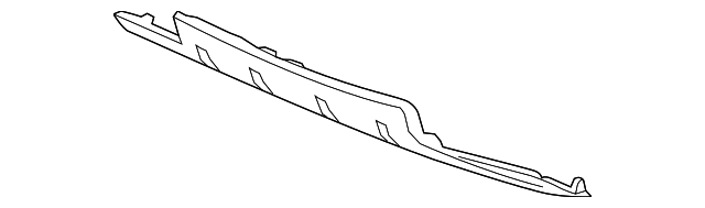 Skid Plate (Paintable)