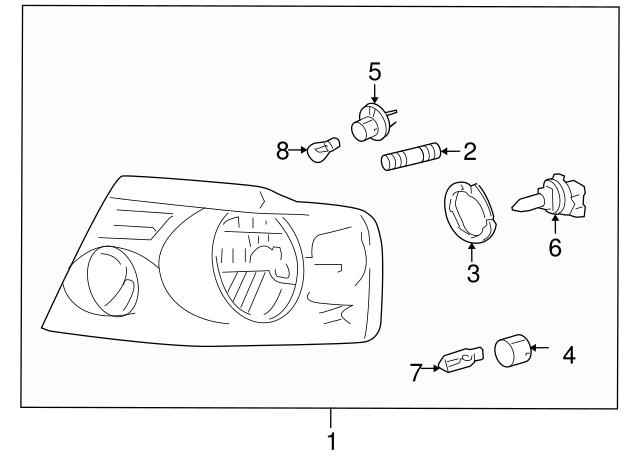 7L3Z-13008-EA