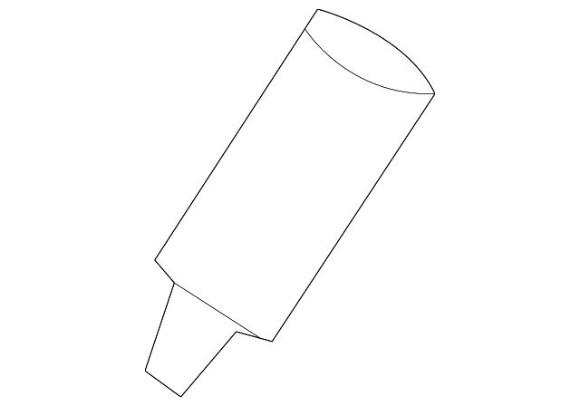 Kia 84548-3L000 Glove Box Support