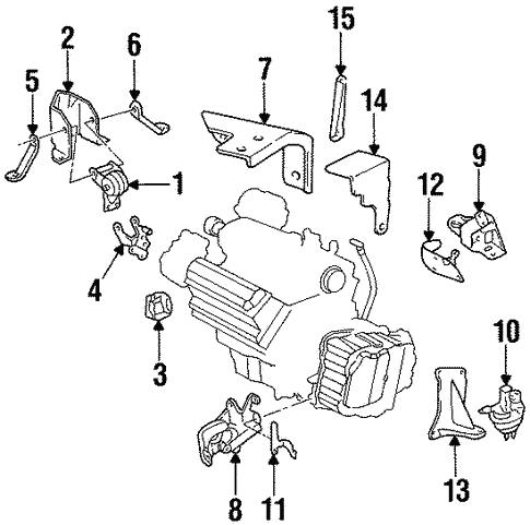 Bestseller: Buick Rainier Engine Diagram