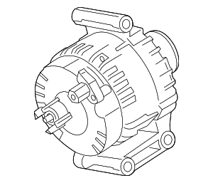 Alternator - Ford (CC1Z-10346-A)