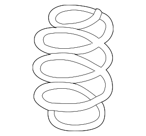 Coil Spring - BMW (31-33-6-750-333)