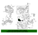 Kit, Air Intake - Acura (06171-RBA-305)