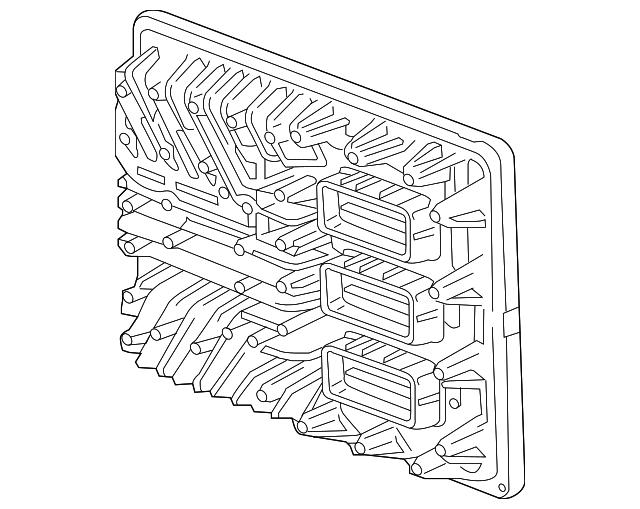 Gm Ecu Diagram