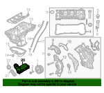 Oil Filter Housing - Volkswagen (7B0-115-401)