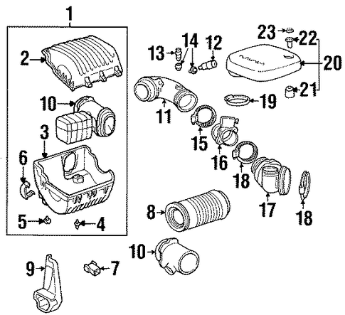 Gm Outer Finish Panel 25941790 besides 15063809 in addition Fuel Pump 93 S10 Blazer as well 1948 Buick Wiring Diagram additionally . on buick straight 8 engine
