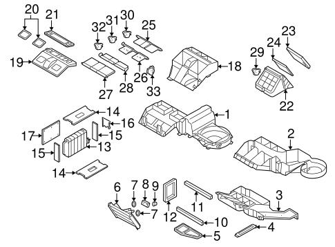 Oem 2007 Chevrolet Trailblazer Condenser Compressor Lines Parts