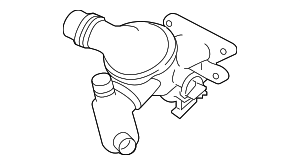 Thermostat And H - Land-Rover (LR081683)