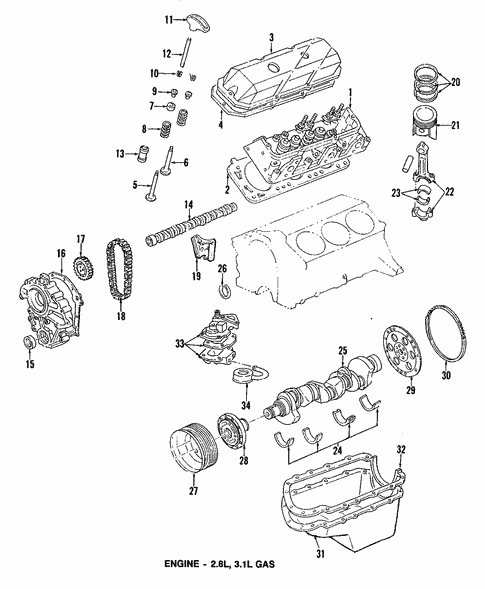 Ignition System for 1991 Isuzu Pickup | World OEM Parts Subaru