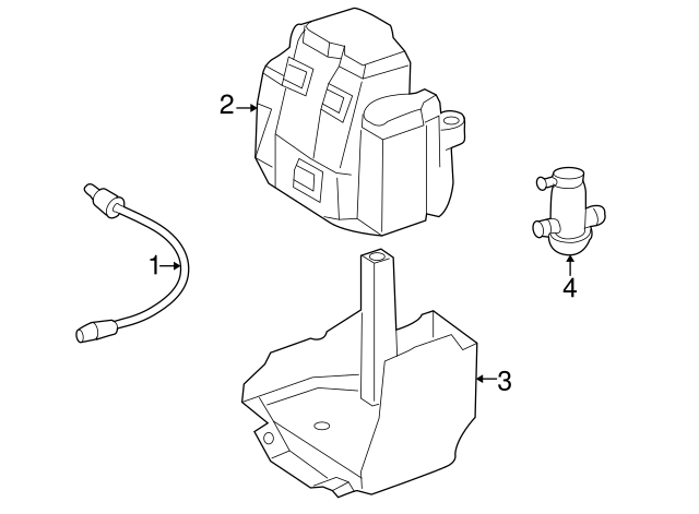 99 Ml320 Fuel Filter Location