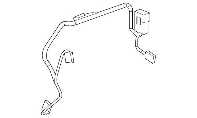 genuine oem wire harness