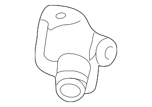 Cover, Thermostat - Honda (19311-P8A-A00)