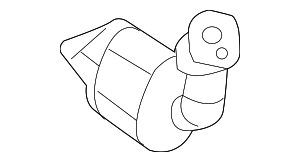 Converter & Pipe ASM - GM (25958408)