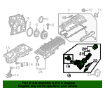 Oil Filter Housing - BMW (11-42-8-583-895)