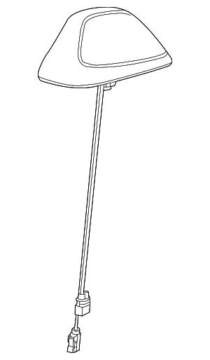 mopar antenna  5xt13kxjaa  for sale