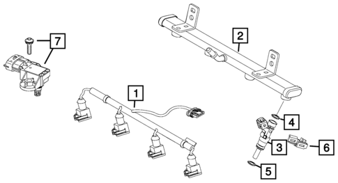 Fuel Train Diagram