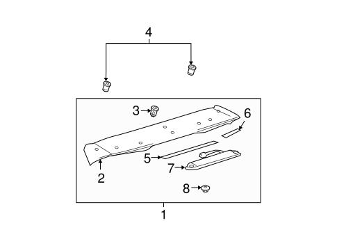 2004 Lexus Rx330 Parts Diagram - Free Wiring Diagram