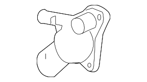 Thermostat Housing - GM (12596643)