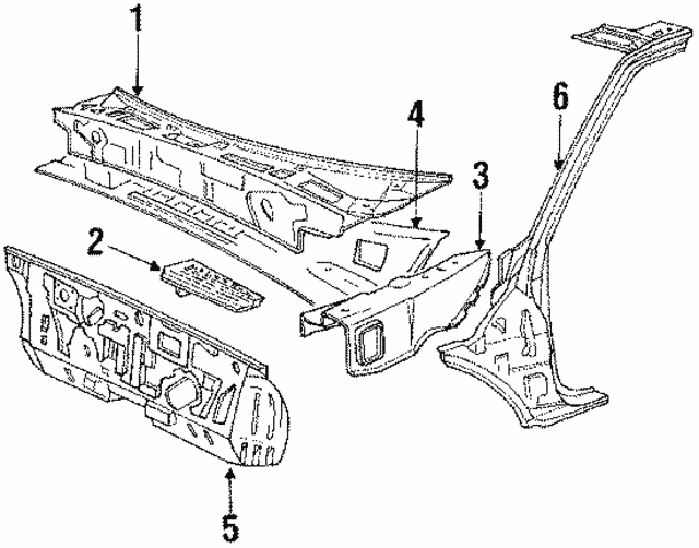Motomoto Billet Aluminum Latches Cover Hard Saddlebag Hinges Latch Hardware Kit for Harley Touring 1993-2013