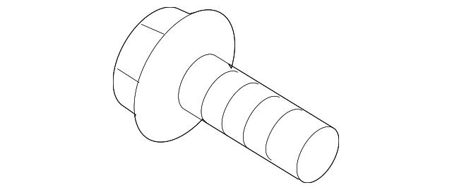 30 x Screw Bolt Retainer Fender Liner Under Cover Screws for Toyota 90159-60477