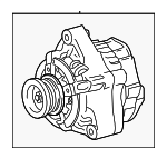 Alternator - Toyota (27060-0S020)