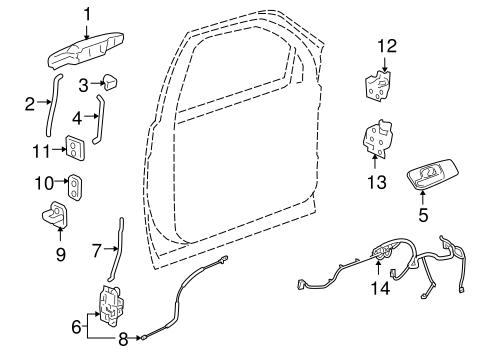 08 Buick Lacrosse Belt Diagram