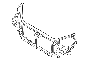 Radiator Support - NISSAN (62500-7Y000)