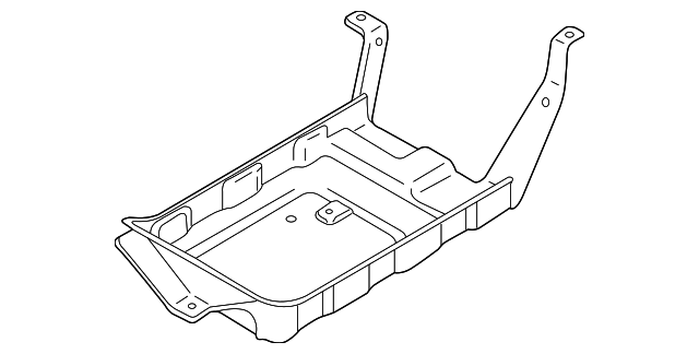 Suzuki Aerio Fuel Filter