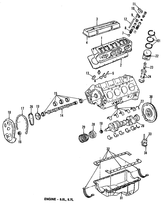 1984 1996 Gm Vibration Damper 6272222