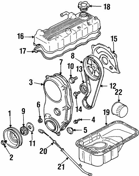 Filters For 1996 Suzuki Swift